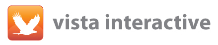 Vista Interactive logo